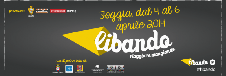 """escarGO'a """"Libando"""", 4-6 aprile Foggia"""
